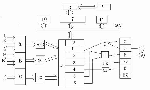 电路 电路图 电子 原理图 586_352